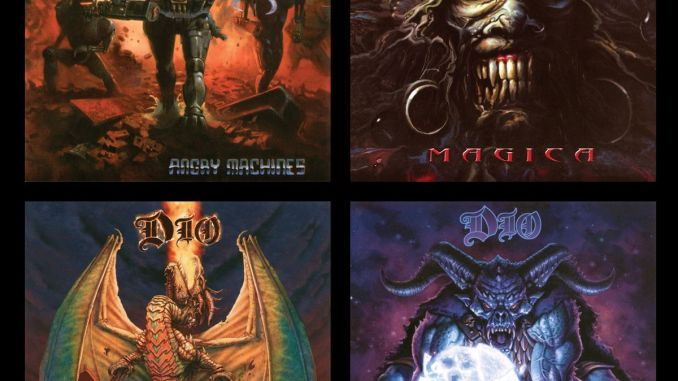 Dio announces 'The Studio Album Collection' out February 21st