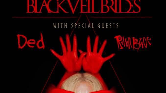 In This Moment Announce Headline Tour With Black Veil Brides, DED, and Raven Black