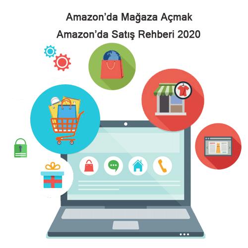 Amazon da Mağaza Açmak