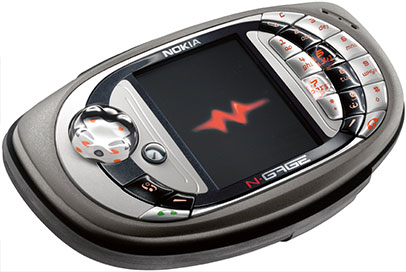 Top 5 N-Gage Games   Justin's This Just In