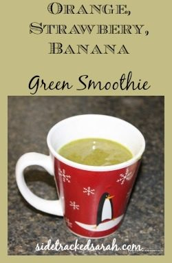 Creating Digestive System Balance with Green Smoothies & #NaturalProbiotic