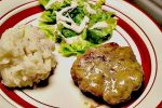 Slow Cooker Salisbury Steak Recipe