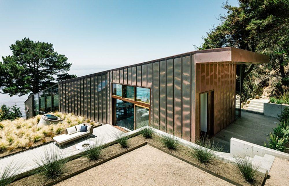 copper-siding-on-contemporary-exterior