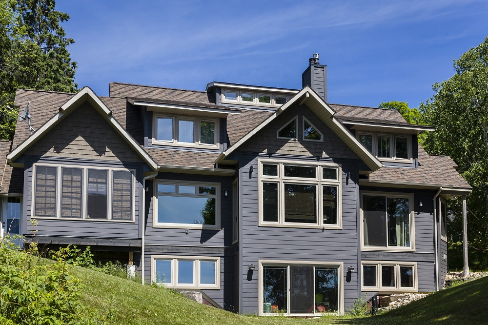 Composite siding composite siding vinyl siding for Lp smart siding pros and cons