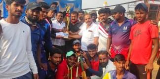 Melur Cricket tournment