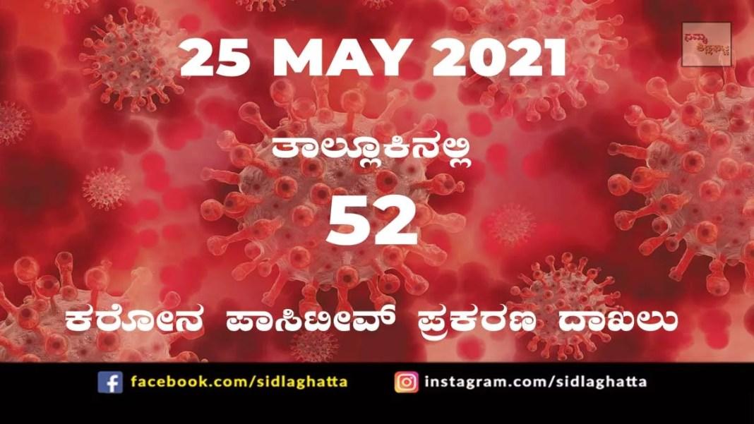 covid sidlaghatta coronavirus cases covid-19 may 25