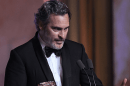 Joaquin Phoenix calls out BAFTA awards over systemic racism