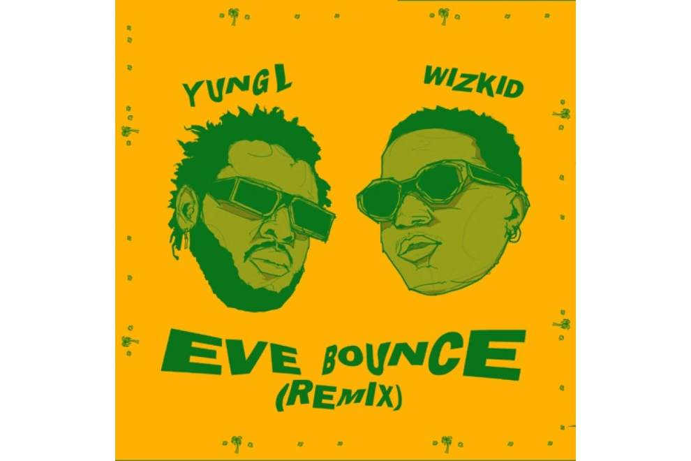 Cover art for Yung L's song - Eve bounce