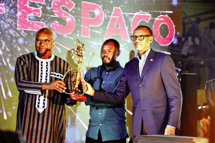 FESPACO 2019 : Un film rwandais décroche l'étalon d'Or de Yennenga-Photo