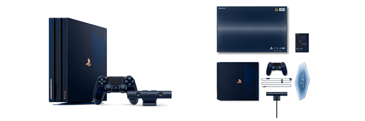 PlayStation®4 Pro 500 Million Limited Edition