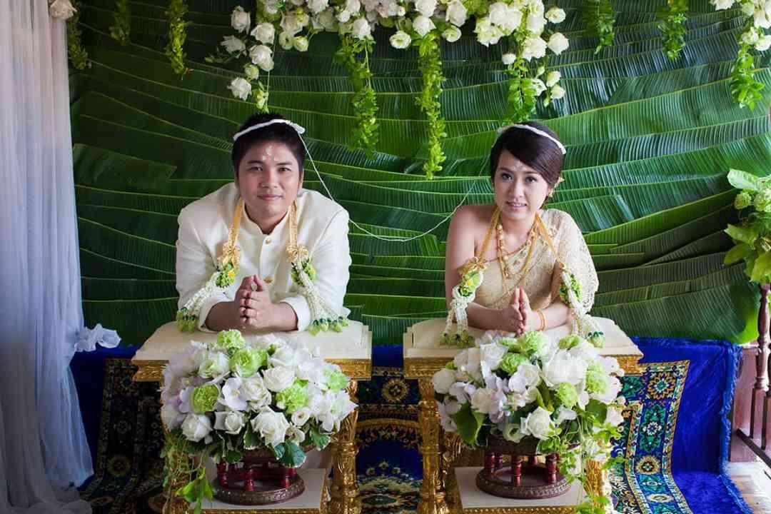 trouwfoto Thailand