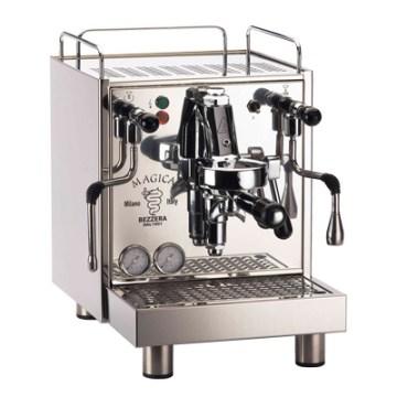Bezzera Magica S Siebträgermaschine Espressomaschine