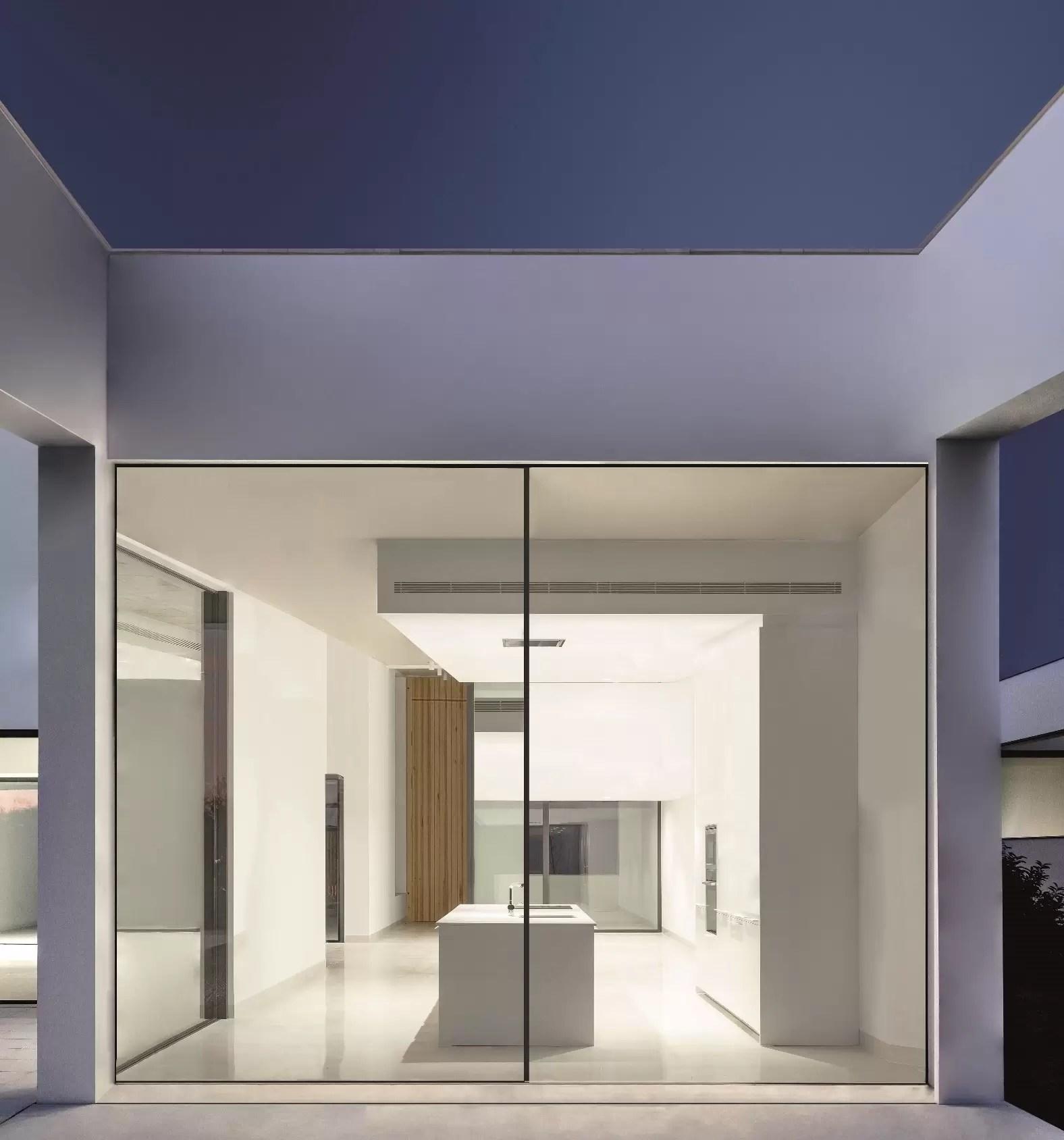 oversized sliding glass doors