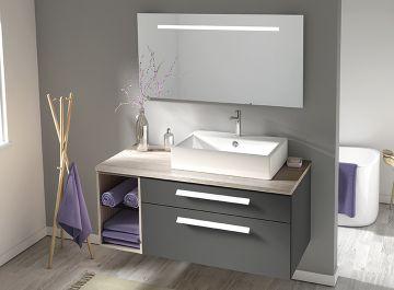 meubles salle de bains composable burgbad