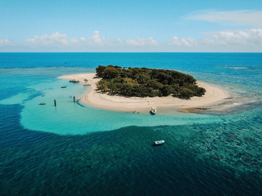 Ile-a-rat o Amiga Island, Haití