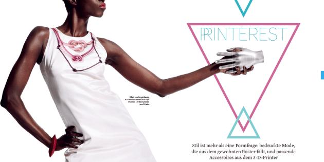 Printerest – Mode trifft 3D-Druck (für Business Punk)