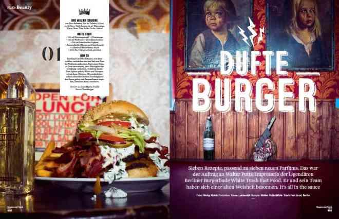 Dufte Burger (für Business Punk)