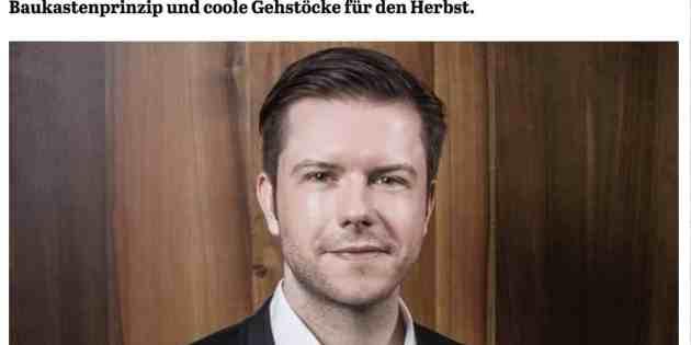 Was Mann trägt: Christian Greiner, Ludwig Beck (für Capital.de)