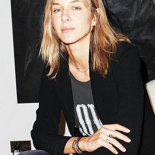 Interview: Cecilia Bönström (für Flair)