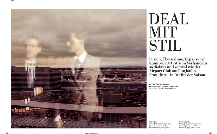 Modestrecke: Dealmakers (für Capital)