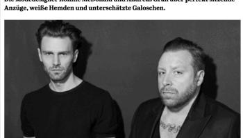 release info on 100% genuine newest collection Was Mann trägt: Andreas Baumgärtner, Marc O'Polo (für ...