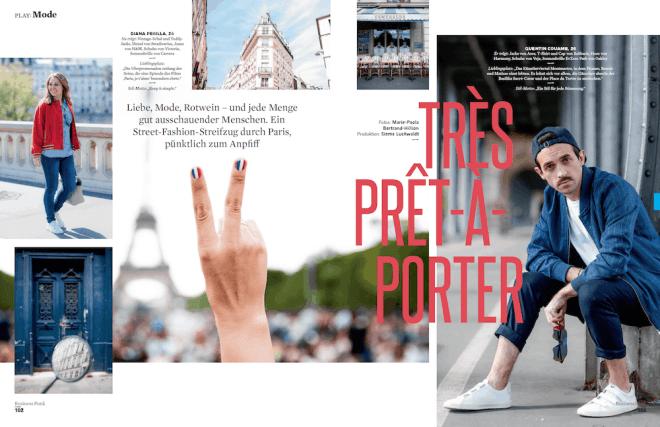 Très Prêt-à-Porter (für Business Punk)