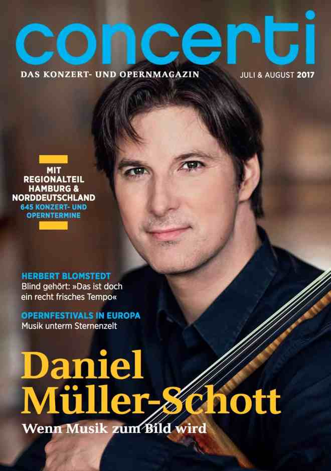 Kolumne: Stil-Noten, Juli/August (für Concerti)