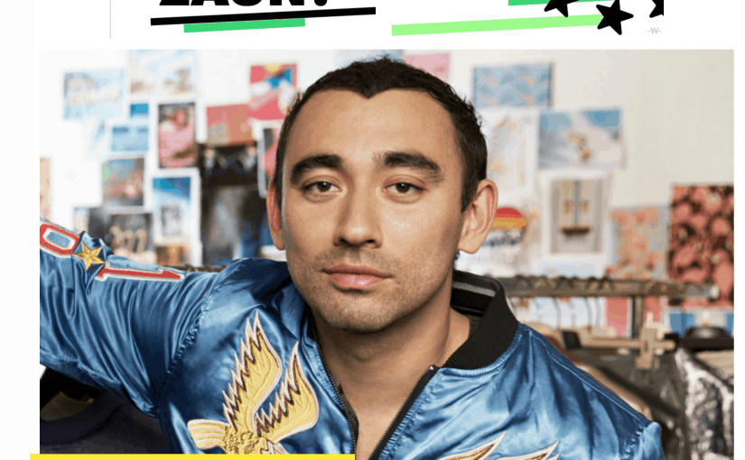 Interview: Nicola Formichetti, Diesel (für Business-Punk.com)