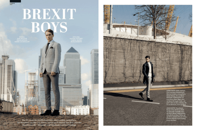 Brexit Boys (für Capital)
