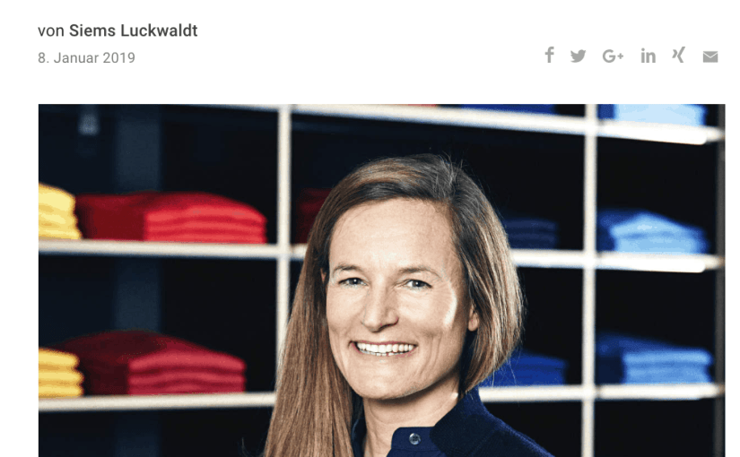 Capital Watch Award 2018: Meet the Jury – Katja Beibl, Maerz München (für Capital.de)