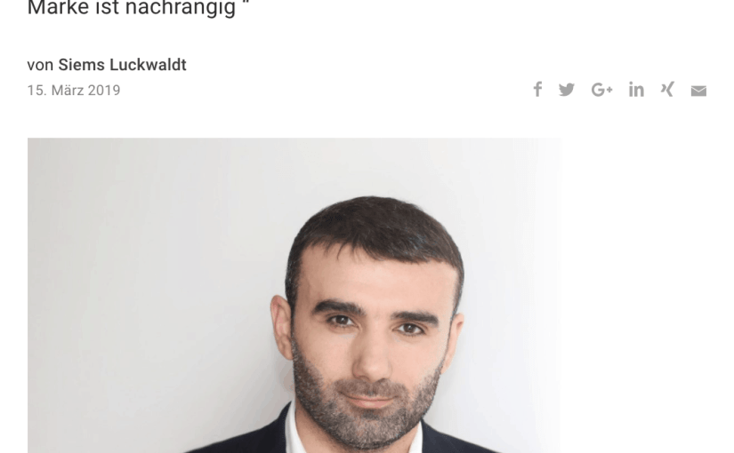 Capital Watch Award 2018: Meet the Jury – Zurab Zazashvili, Swisswatchesblog (für Capital.de)