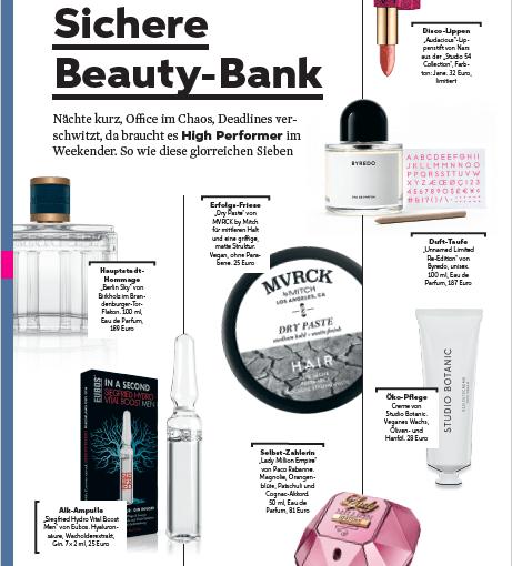 Quick 'N' Dirty: Beauty (für Business Punk)