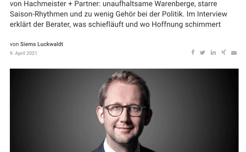 Interview: Tobias Humpert, Hachmeister + Partner (für Capital.de)
