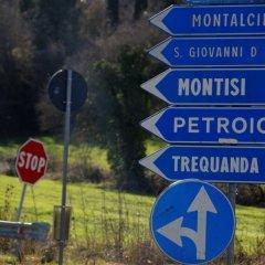 Road to Montalcino.