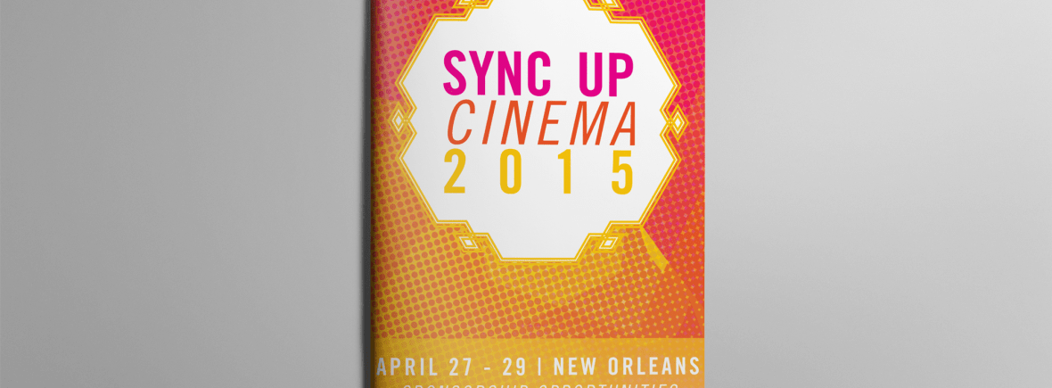 Sync Up Cinema - SM Design