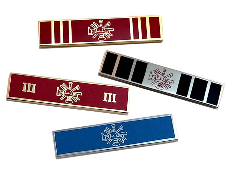 Custom Lapel Pins Badges Coins Buckles Citation Bars PVC Keychains
