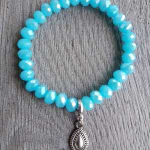 Armband Aurelie in turquoise
