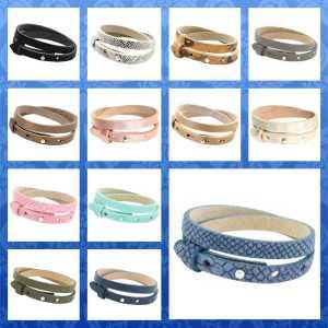 Tientallen armbanden te bestellen