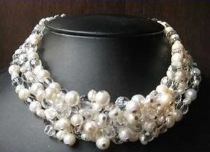 Madeleine bruidsketting + armband