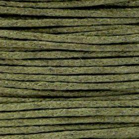 waxkoord army green