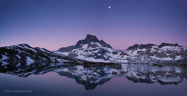 Thousand Island Lake Panoramic