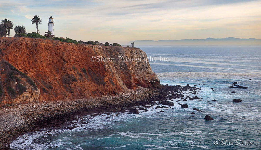 Point Vicente Light House