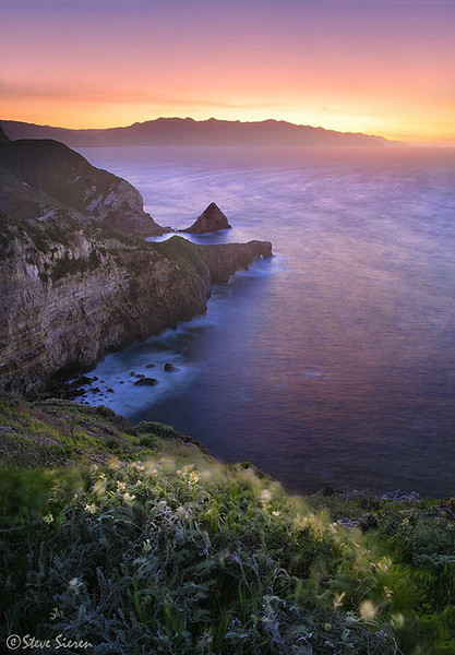 Channel Island National Park Seascape Image