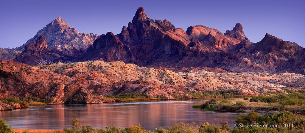The Needles Colorado River Mojave Desert
