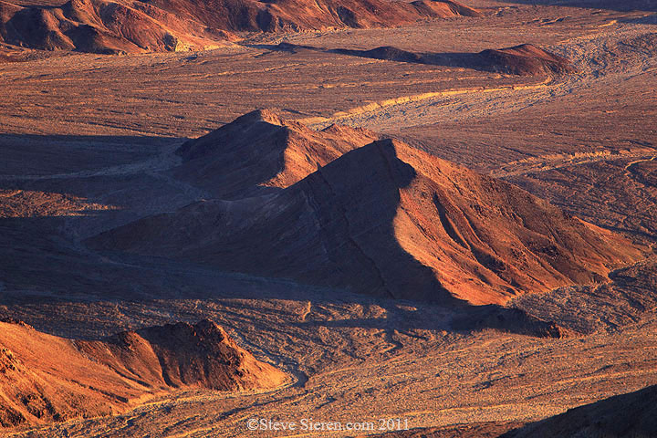 A fresh perspective on Death Valley