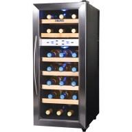 Full wine fridge for raffle!