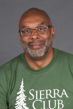 Aaron Mair, Sierra Club President