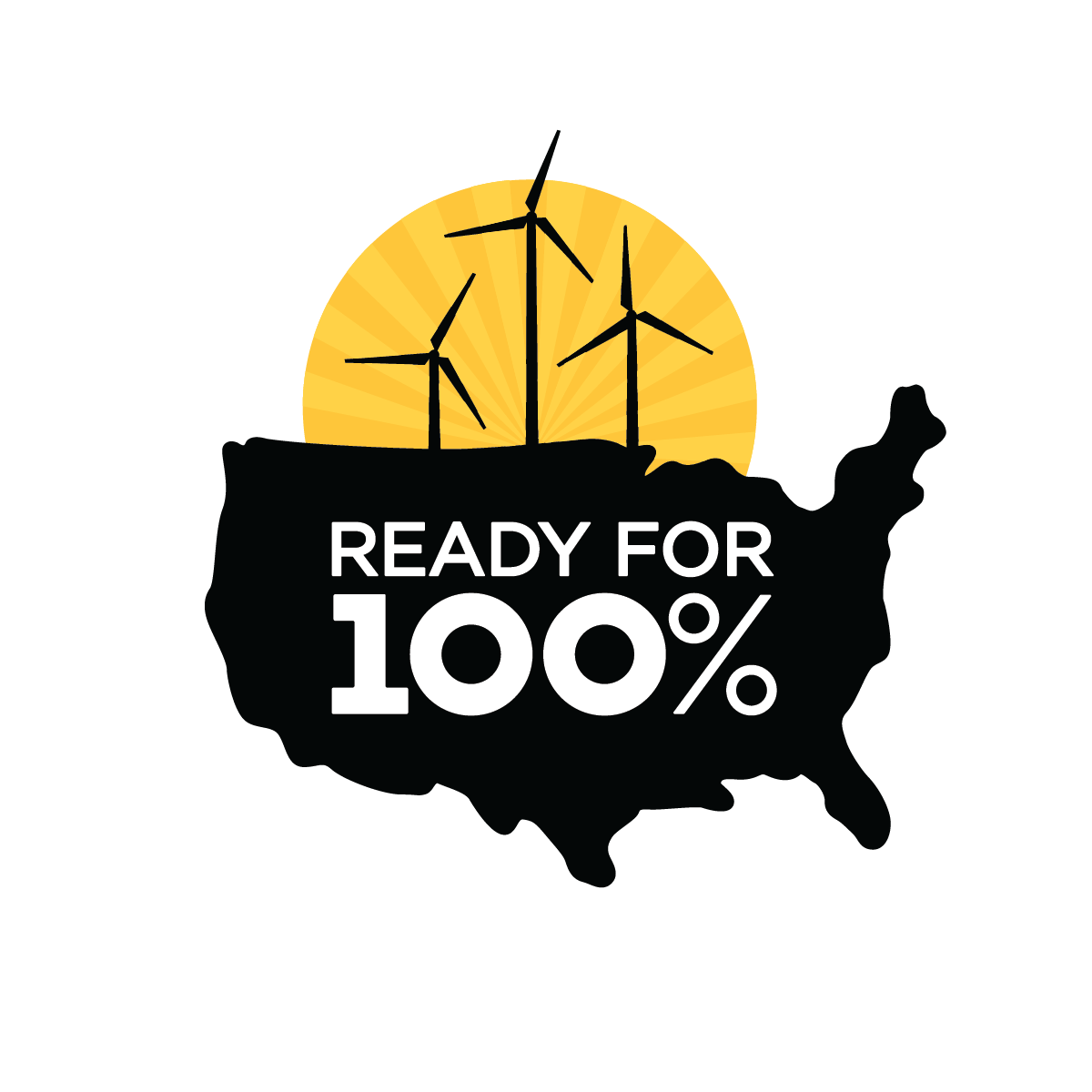 Image result for Sierra Club Ready for 100 Campaign logo