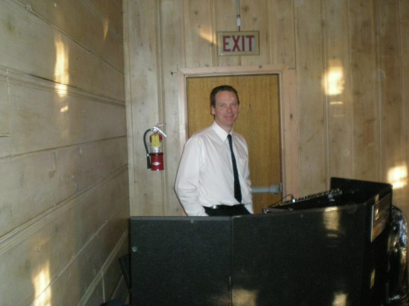 Mark with Mountain Event Productions out of Grass Valley provided the dance music