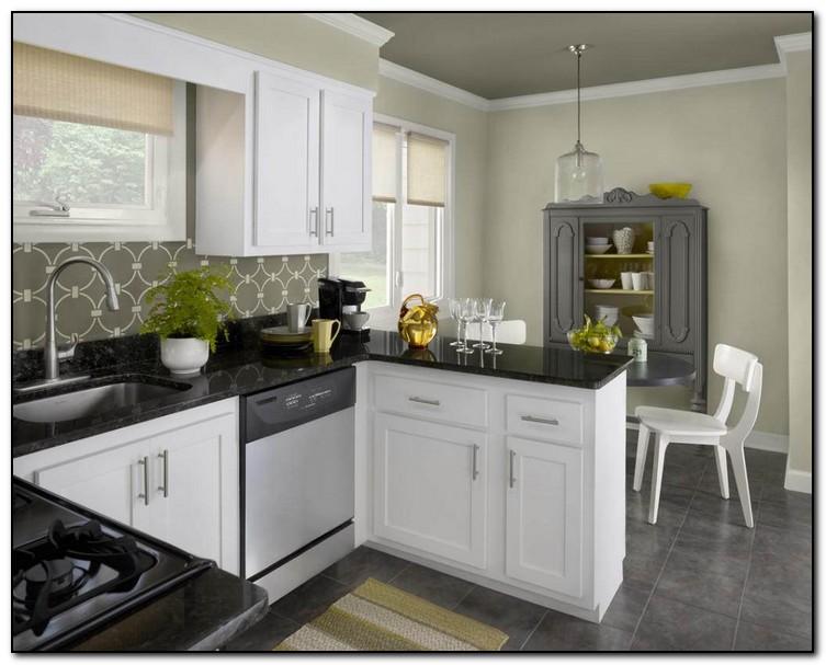 Kitchen Paint Colors White Cupboards